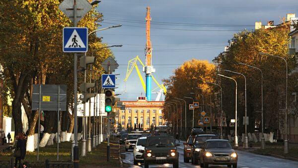 Severodvinsk - Sputnik France