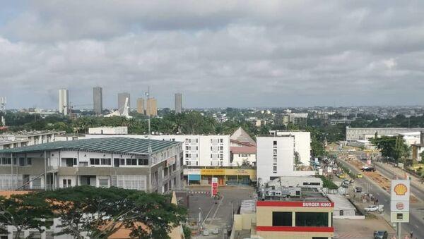 Abidjan - Sputnik France