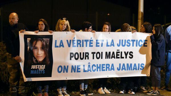 Deux ans après la mort de Maëlys, de nouvelles révélations - Sputnik France