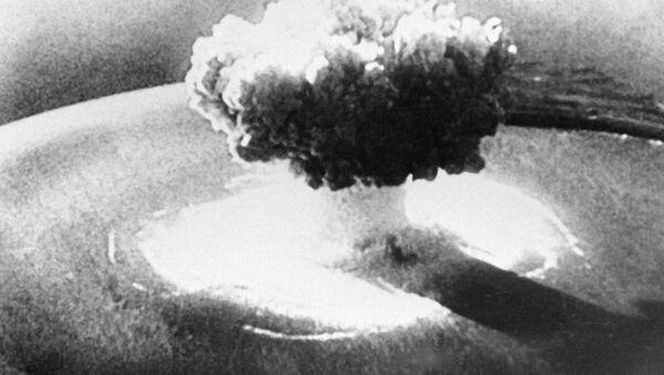 Explosion atomique - Sputnik France