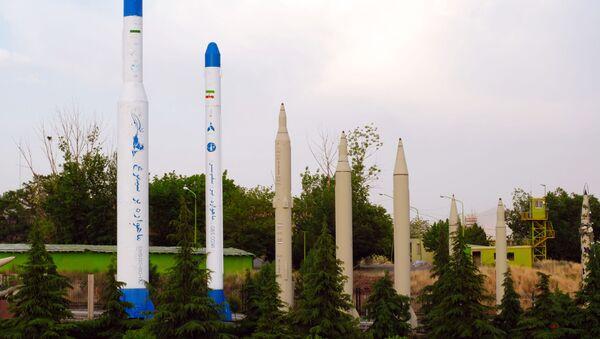Le Musée de la Révolution islamique et de la Défense sacrée à Téhéran (archive photo) - Sputnik France