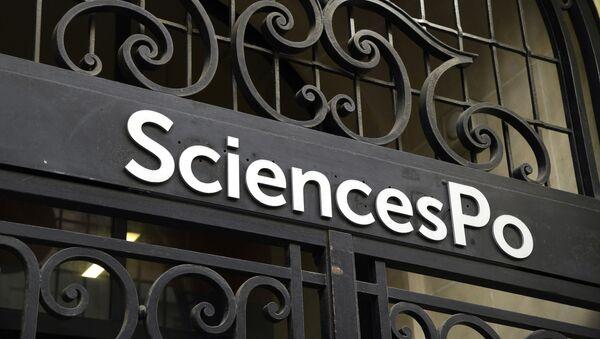 Sciences Po Paris - Sputnik France