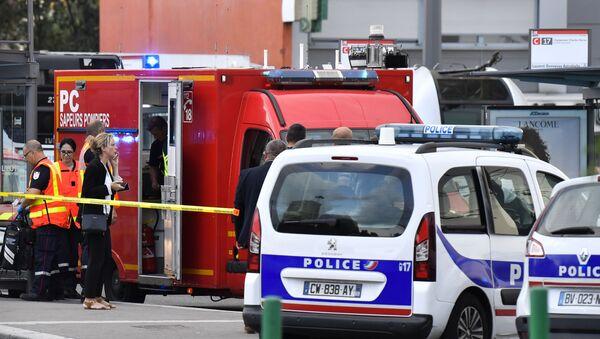La police à Lyon. Archive - Sputnik France