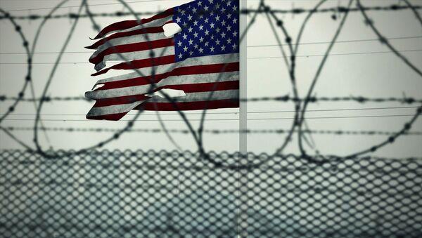 American Flag - Sputnik France