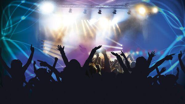 un concert, image d'illustration - Sputnik France