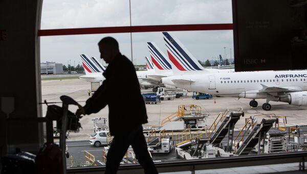 Airport Charles de Gaulle, archives - Sputnik France