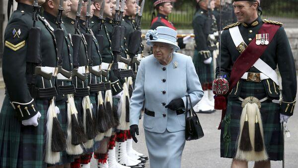 La reine Élisabeth II - Sputnik France