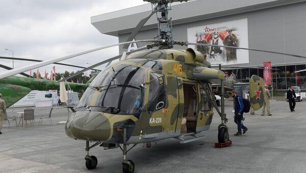 Helicoptere russe Ka-226 - Sputnik France