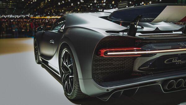 Bugatti Chiron - Sputnik France