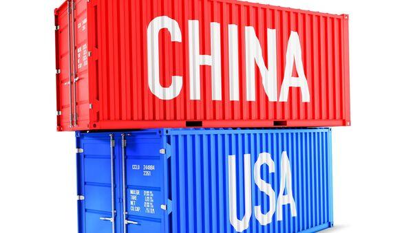 La guerre commerciale entre la Chine et les USA - Sputnik France