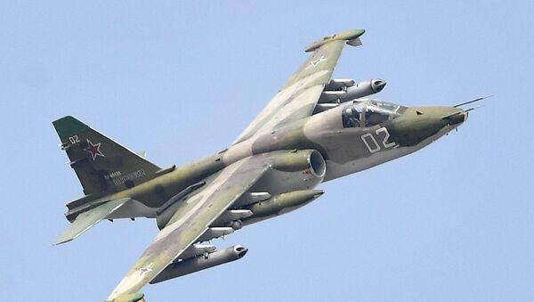 Un Sukhoi Su-25 - Sputnik France
