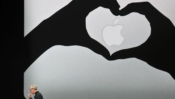 Présentation d'Apple à New York - Sputnik France