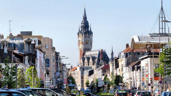 Calais - Centre ville - Sputnik France
