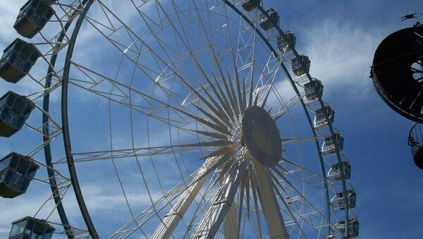 La Grande roue de Gerstlauer, parc Nigloland - Sputnik France