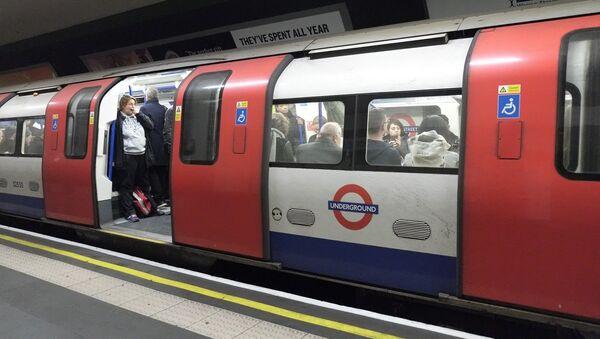 London underground - Sputnik France