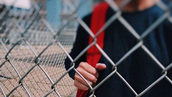 Un écolier, image d'illustration - Sputnik France