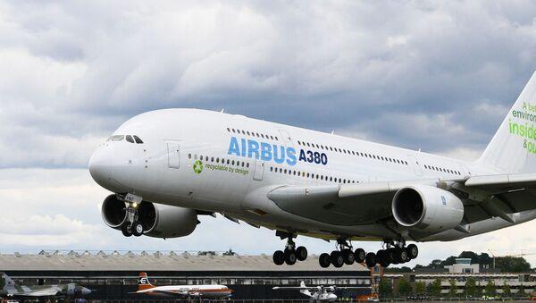 Un A380 - Sputnik France