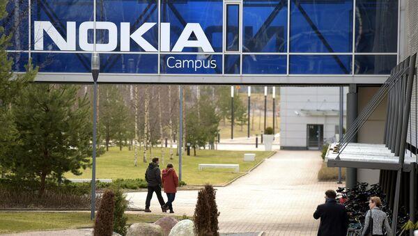 Siège de Nokia à Espoo, en Finlande - Sputnik France