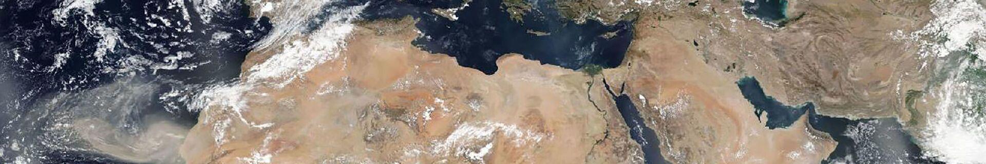 Les images satellites des feux de forêt en Afrique - Sputnik France, 1920, 22.09.2021