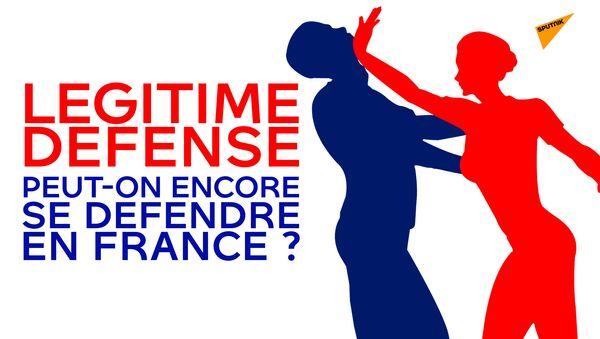 Légitime défense - Sputnik France