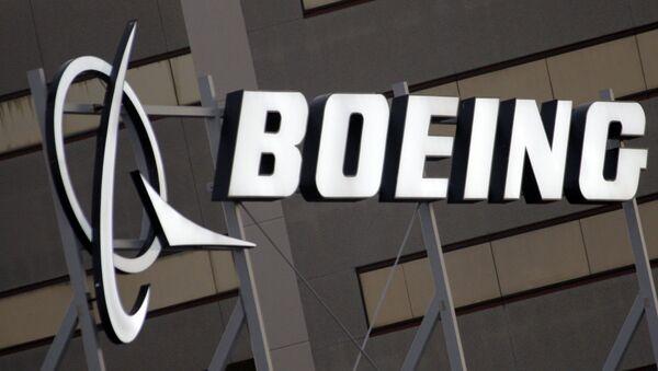 Logo de Boeing - Sputnik France
