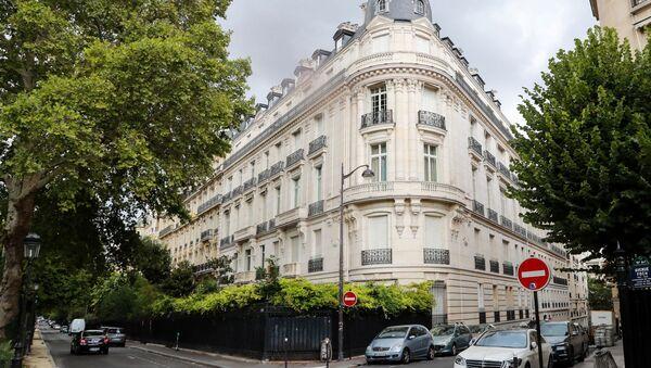 L'immeuble ayant appartenu à Jeffrey Epstein dans le 16e arrondissement de Paris - Sputnik France