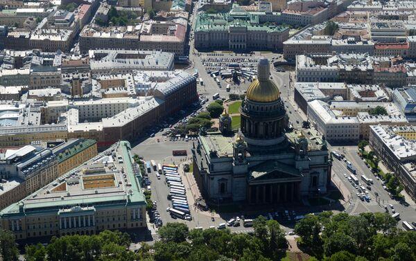 La cathédrale Saint-Isaac de Saint-Pétersbourg - Sputnik France