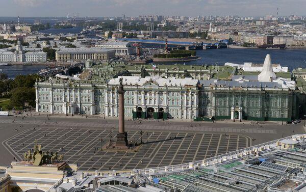 Vue de la place du Palais - Sputnik France