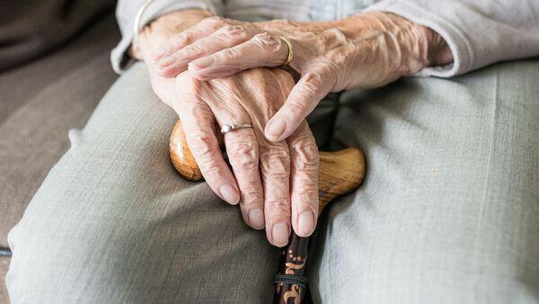 Une dame âgée - Sputnik France