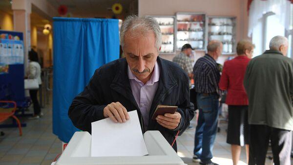 élections au Parlement de Moscou - Sputnik France