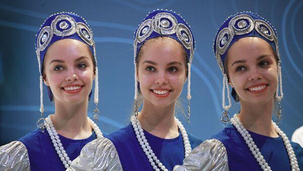 Les filles russes - Sputnik France