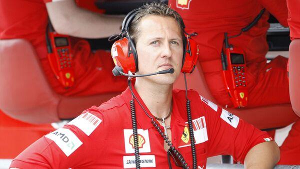 Michael Schumacher (photo d'archive) - Sputnik France