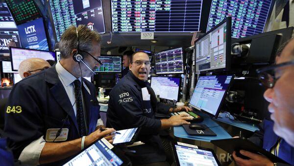 New York Stock Exchange - Sputnik France