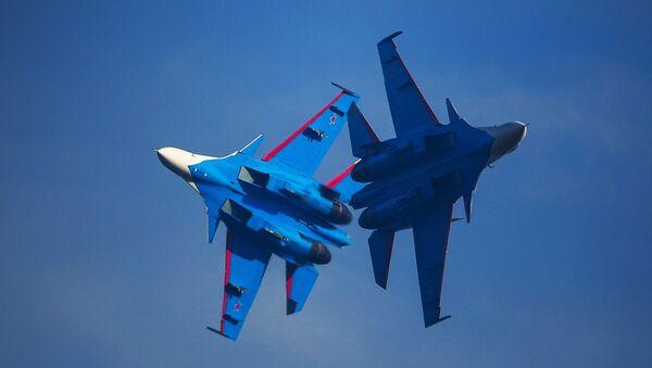 Des Su-30SM - Sputnik France