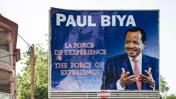 Paul Biya - Sputnik France