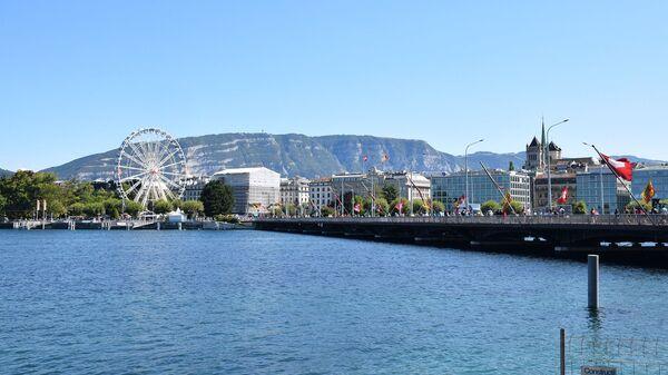 Genève - Sputnik France