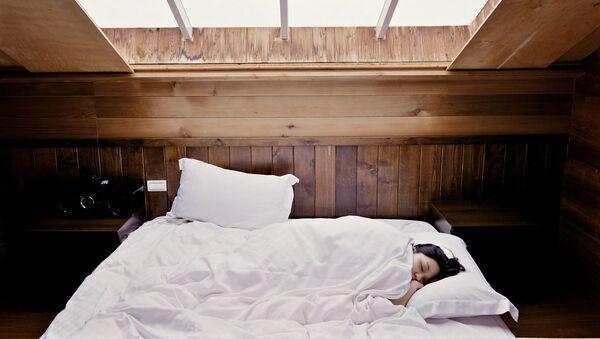 Une femme qui dort - Sputnik France