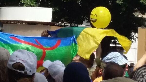 Manifestation en Algérie - Sputnik France