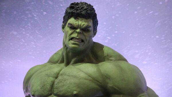 Hulk Халк - Sputnik France