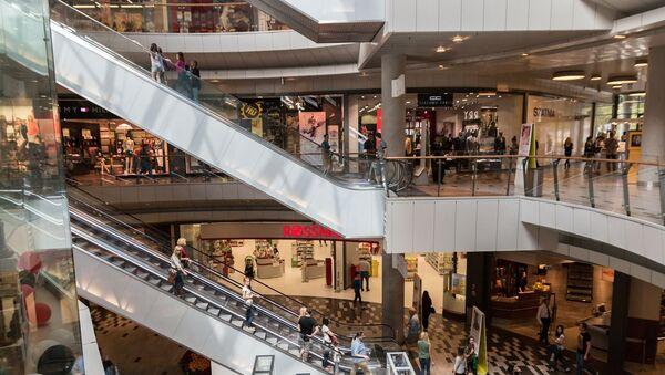 un centre commercial - Sputnik France