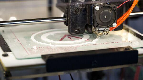 Imprimante 3D (image d'illustration) - Sputnik France