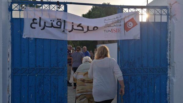 Élections en Tunisie  - Sputnik France