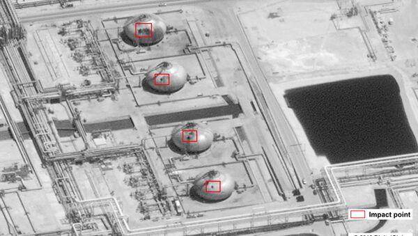 Des clichés satellite des sites attaqués par des drones en Arabie Saoudite - Sputnik France