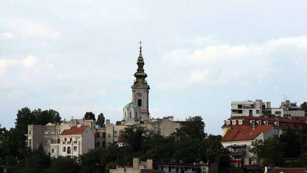 Ville de Belgrade, capitale serbe - Sputnik France