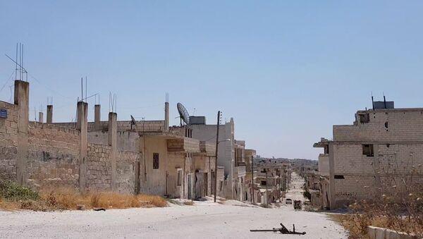 Khan Cheikhoun, en Syrie - Sputnik France