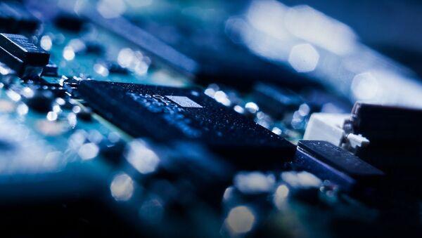 Processeur (image d'illustration)  - Sputnik France