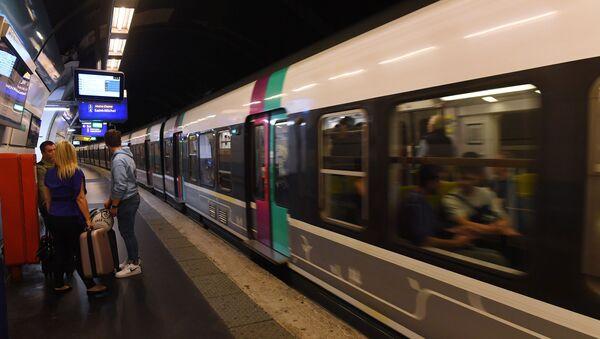 RER B - Sputnik France