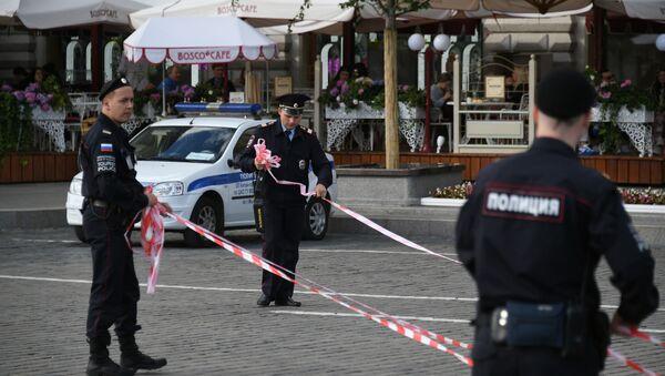 La police russe - Sputnik France