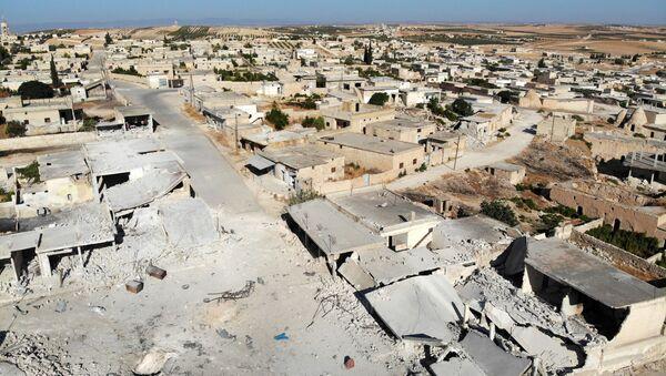 Syria's Idlib province - Sputnik France