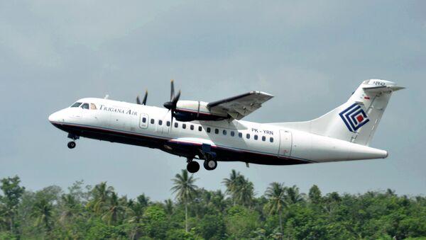 Un avion ATR 42-300 - Sputnik France
